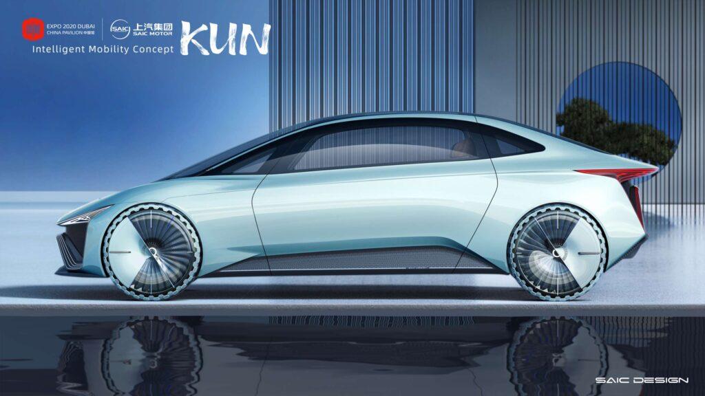 KUN at Chinese Pavilion at Expo 2020