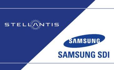Stellantis and Samsung SDI