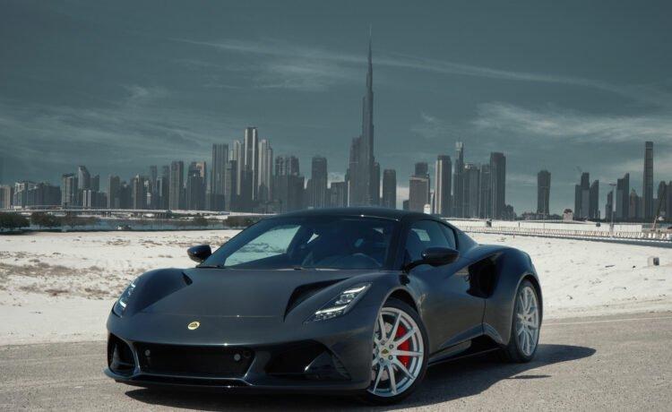 Lotus Emira in Dubai