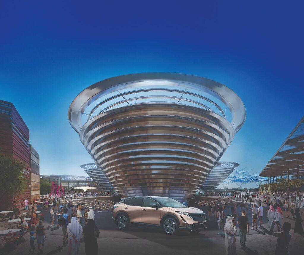 Nissan at Expo 2020