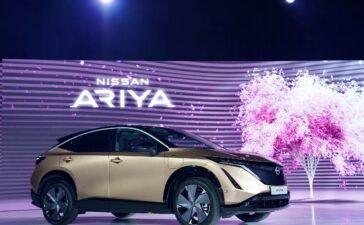 Ariya at the EXPO 2020