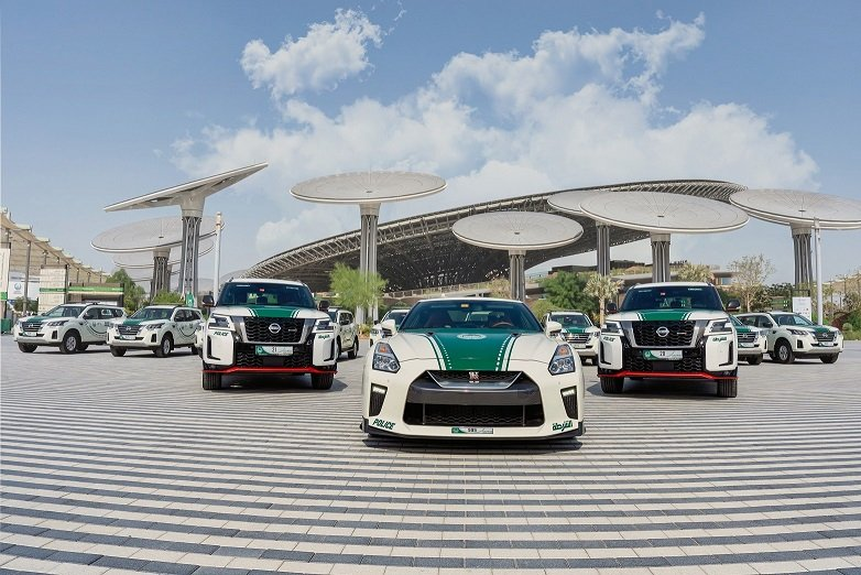 Fleet delivered to Dubai Police for Expo 2020